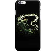 """""""Sharky Prime"""" summoned by Mordecai iPhone Case/Skin"""