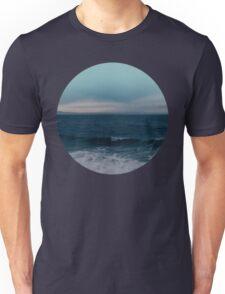 Blue California Ocean Unisex T-Shirt