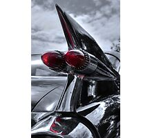1959 Cadillac Tail Fin Photographic Print