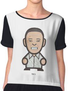 Breaking Bad Icon Set - TUCO Chiffon Top