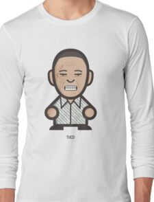Breaking Bad Icon Set - TUCO Long Sleeve T-Shirt