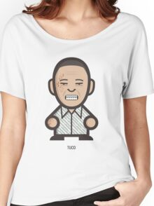 Breaking Bad Icon Set - TUCO Women's Relaxed Fit T-Shirt