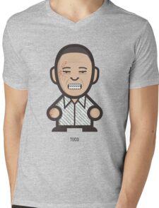 Breaking Bad Icon Set - TUCO Mens V-Neck T-Shirt