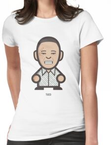 Breaking Bad Icon Set - TUCO Womens Fitted T-Shirt