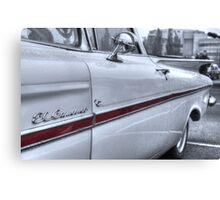 1959 Chevrolet El Camino Canvas Print