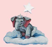Elephant Princess One Piece - Long Sleeve