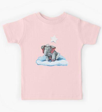 Elephant Princess Kids Tee