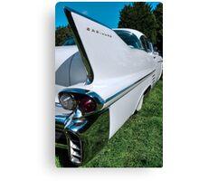 1958 Cadillac Canvas Print