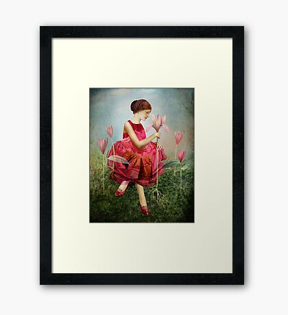 The Choice Framed Print