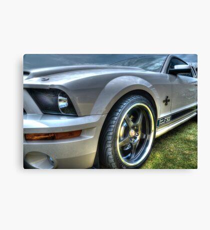 Shelby GT500 Super Snake Canvas Print