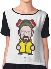 Breaking Bad Icon Set - W.W. Chiffon Top