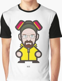 Breaking Bad Icon Set - W.W. Graphic T-Shirt