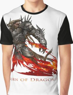 Guild Wars 2 - Born of Dragon Fire Graphic T-Shirt