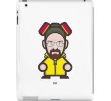 Breaking Bad Icon Set - W.W. iPad Case/Skin