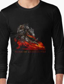 Guild Wars 2 - Born of Dragon Fire Long Sleeve T-Shirt