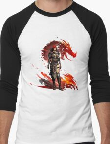 Guild Wars 2 - Nord Woman Men's Baseball ¾ T-Shirt