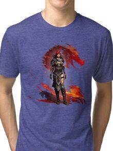 Guild Wars 2 - Nord Woman Tri-blend T-Shirt