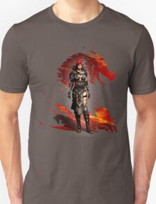 Guild Wars 2 - Nord Woman Unisex T-Shirt