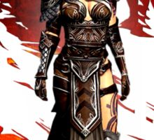 Guild Wars 2 - Nord Woman Sticker