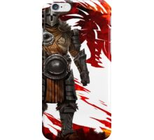 Guild Wars 2 - Nord Man iPhone Case/Skin