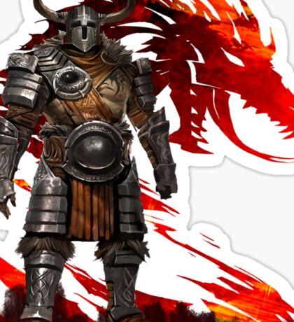 Guild Wars 2 - Nord Man Sticker