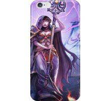 Beckoner Of Evil iPhone Case/Skin