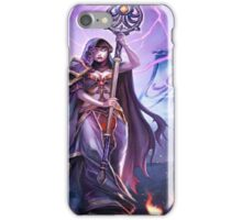Beckoner Of Evil iPhone Case/Skin