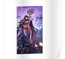 Beckoner Of Evil Poster