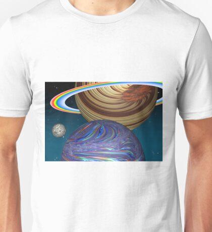 The Saturn Phenomenon Unisex T-Shirt