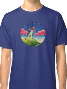 Cow Abduction Classic T-Shirt