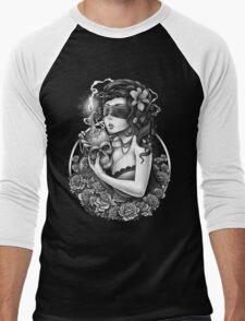 Winya No. 86 Men's Baseball ¾ T-Shirt