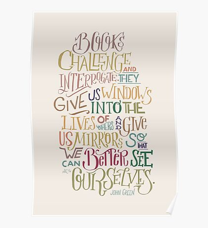 Challenge and Interrogate Poster