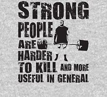 Strong People (Deadlift) Unisex T-Shirt