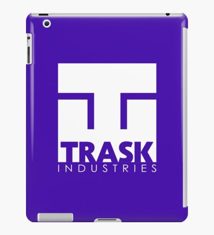 TRASK INDUSTRIES iPad Case/Skin