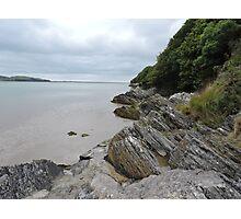 Welsh Slants Photographic Print
