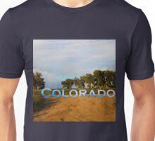 Colorado plains  Unisex T-Shirt