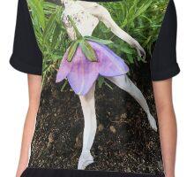 Garden Ballerina  Chiffon Top