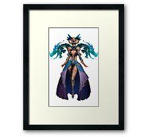 Guild Wars 2 - Human Elementalist Framed Print