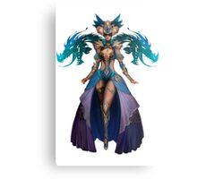 Guild Wars 2 - Human Elementalist Metal Print