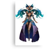 Guild Wars 2 - Human Elementalist Canvas Print