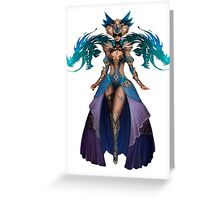 Guild Wars 2 - Human Elementalist Greeting Card