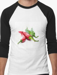 Mixed Peppers 3 Men's Baseball ¾ T-Shirt