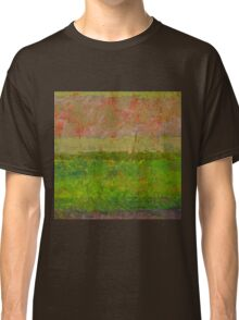 Abstract Landscape Series - Summer Fields Classic T-Shirt
