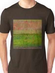 Abstract Landscape Series - Summer Fields Unisex T-Shirt