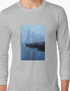 crystal boats Long Sleeve T-Shirt
