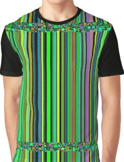 Boxed and Banded Graphic T-Shirt