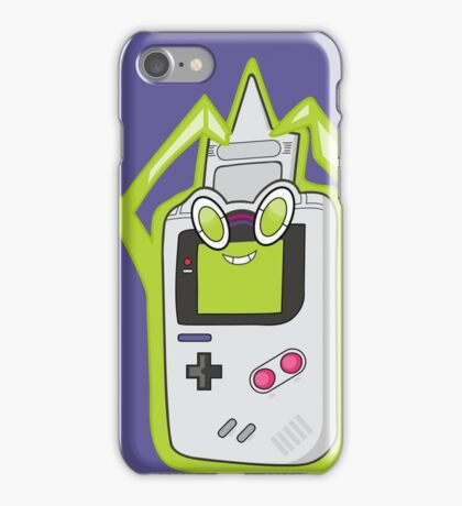 Retro Fusion iPhone Case/Skin