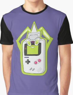 Retro Fusion Graphic T-Shirt