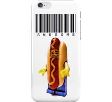 Hot dogs are awesome! iPhone Case/Skin