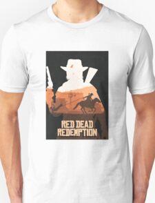 Red Dead Redemption #7 Unisex T-Shirt